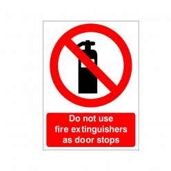 Do Not Use Fire...