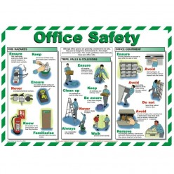 Office Safety Poster