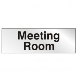 Prestige Meeting Room Sign