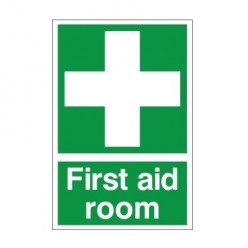 First Aid Room Sign 200 x 300mm