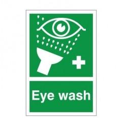 Eye Wash First Aid Sign 200 x 300mm