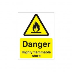 Danger Highly Flammable...