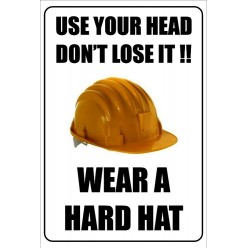 Use Your Head Don't Loose It