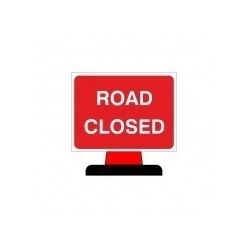 Road Closed Sign 1050x750mm