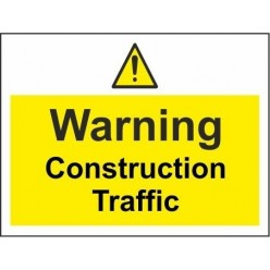men working overhead 600x450mm stanchion sign