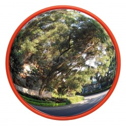 Curved Convex Road Mirror