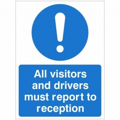 All Visitors And Drivers...