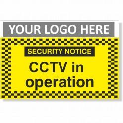 Security Notice CCTV In...