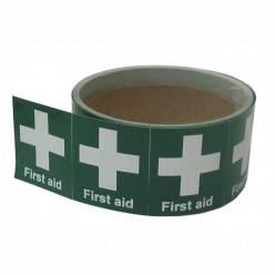First Aid Helmet Stickers...