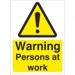 copy of Warning Men At Work...