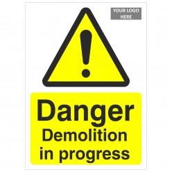 Danger Demolition In...