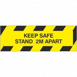Pack of 5 Keep Safe Stand...