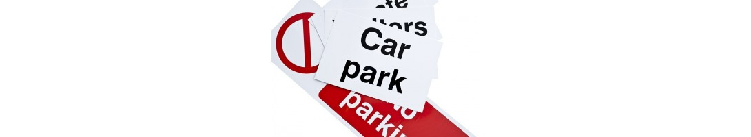 Parking Signs