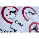 Dog Fouling Signs