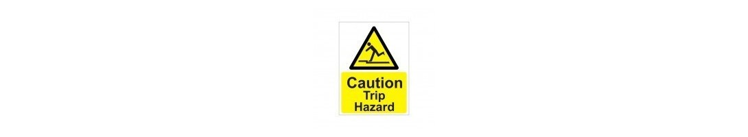Non Slip Floor Signs