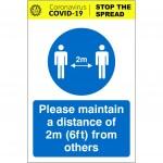Coronavirus Safety Signs
